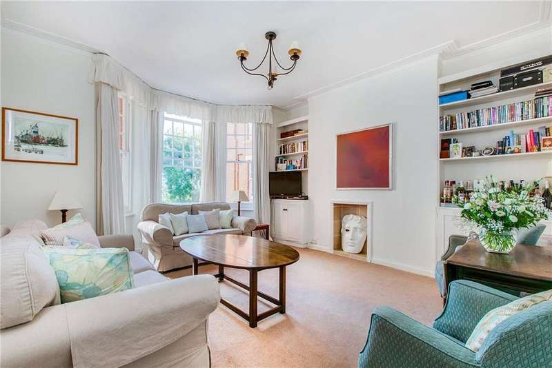 2 Bedrooms Flat for sale in Elm Bank Mansions, The Terrace, London, SW13