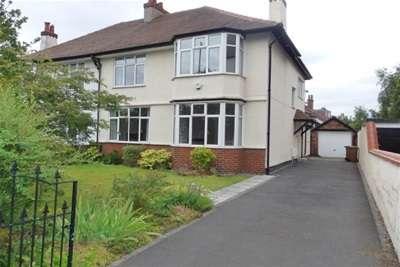 4 Bedrooms Semi Detached House for rent in Birkenhead Road, Meols