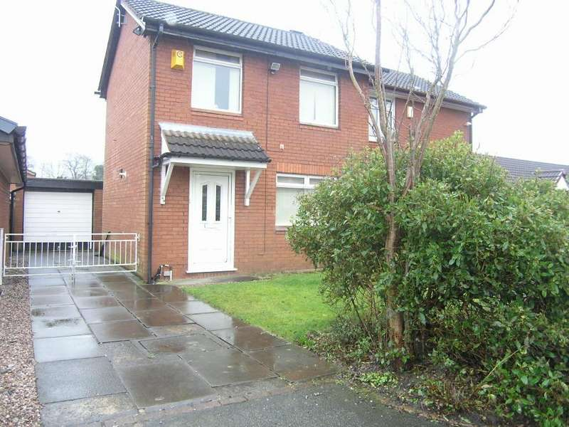 2 Bedrooms House for sale in Kilsyth Close, Fearnhead, Warrington