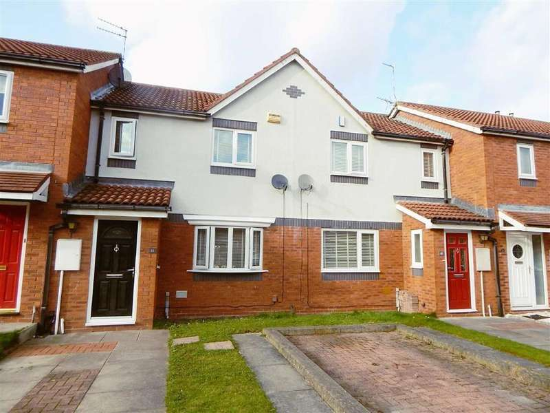 3 Bedrooms Terraced House for sale in Town Square, Wallsend, Tyne And Wear, NE28