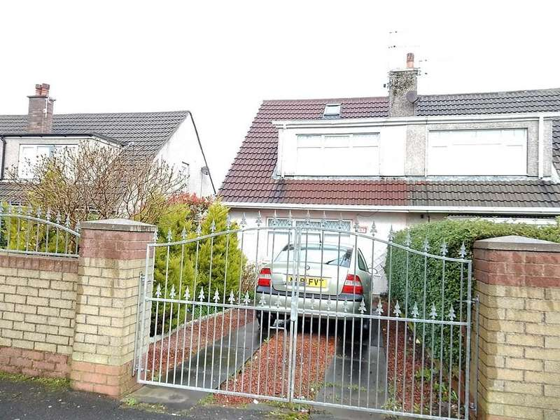 2 Bedrooms Semi Detached House for sale in Westfield Drive, Workington