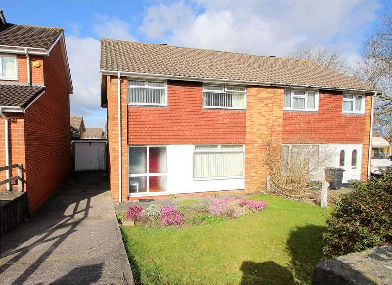 3 Bedrooms Semi Detached House for sale in Harnhill Close, Hartcliffe, Bristol, BS13