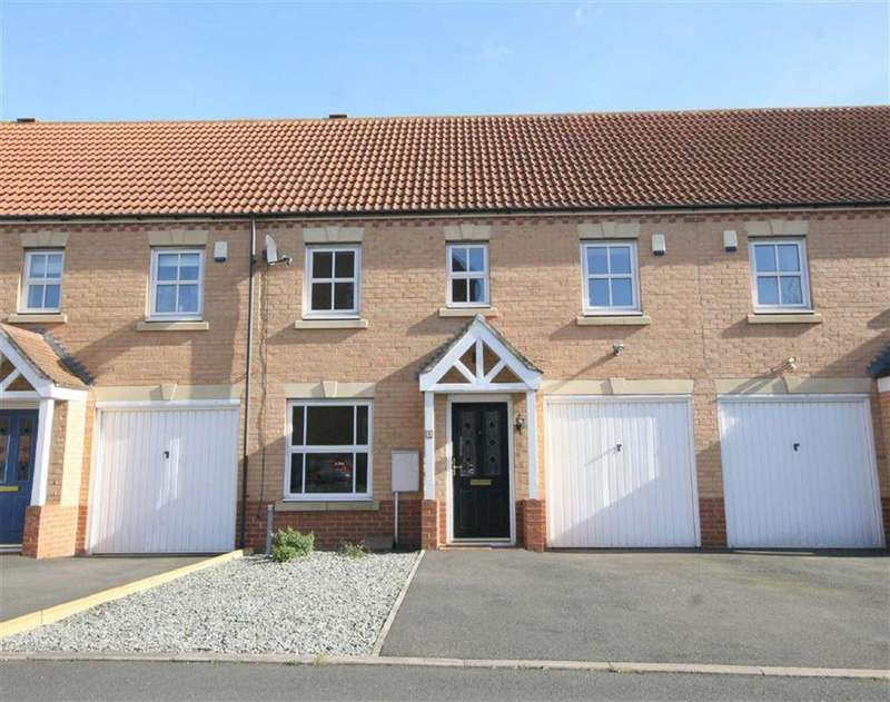 3 Bedrooms Terraced House for sale in Backworth Court, Northumberland Park, Tyne And Wear, NE27