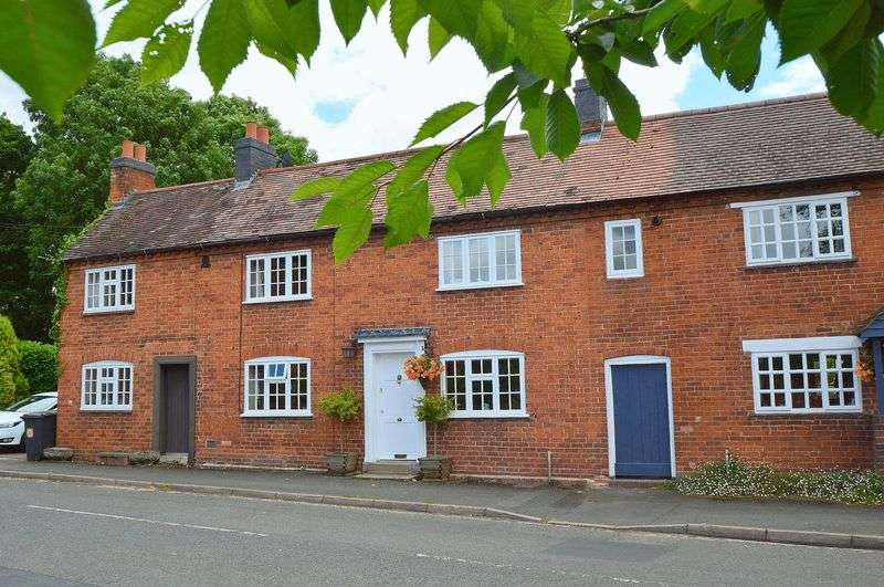 3 Bedrooms Terraced House for sale in High Street * Feckenham