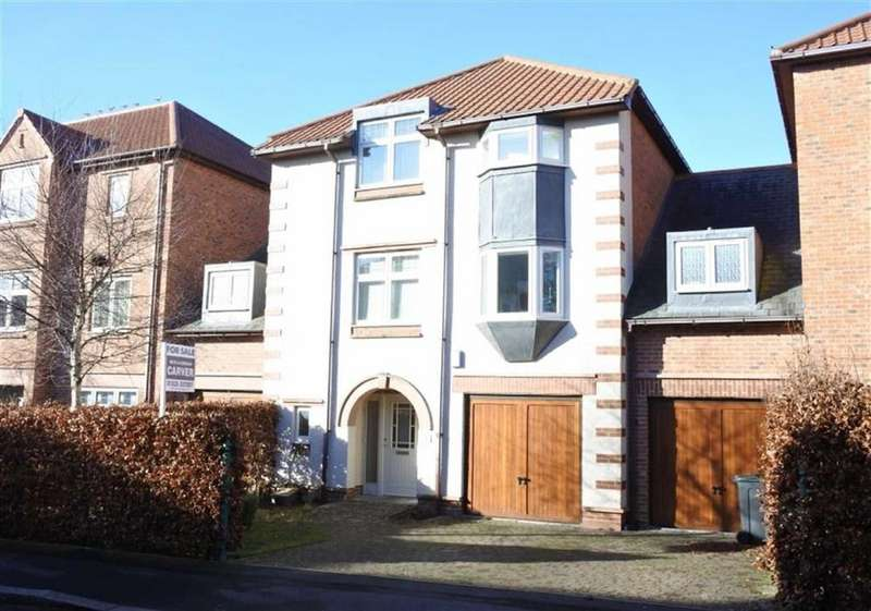 5 Bedrooms Town House for sale in Leconfield, Darlington