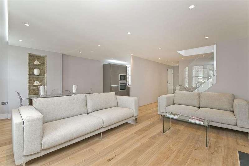 3 Bedrooms Flat for sale in RANDOLPH AVENUE, LITTLE VENICE, LONDON