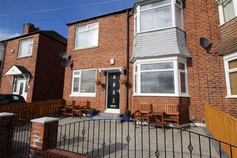 2 Bedrooms Flat for sale in Valley Gardens, Tyne And Wear, NE28