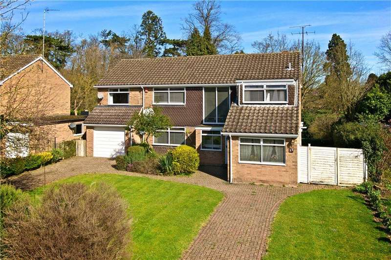 6 Bedrooms Detached House for sale in Spinney Drive, Collingtree, Northampton, Northamptonshire