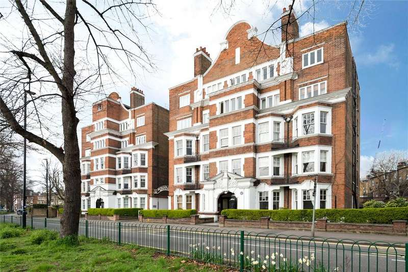 2 Bedrooms Flat for sale in Arlington Park Mansions, Sutton Lane North, London