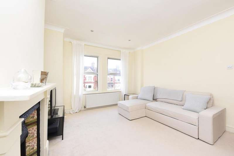 2 Bedrooms Flat for sale in Earlsfield Road, SW18