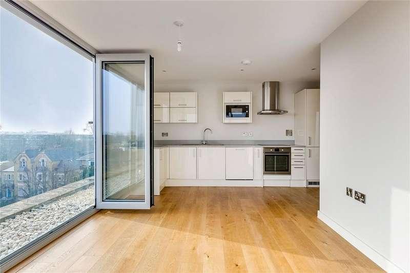 2 Bedrooms Flat for sale in Millbrooke Court, Keswick Road, London