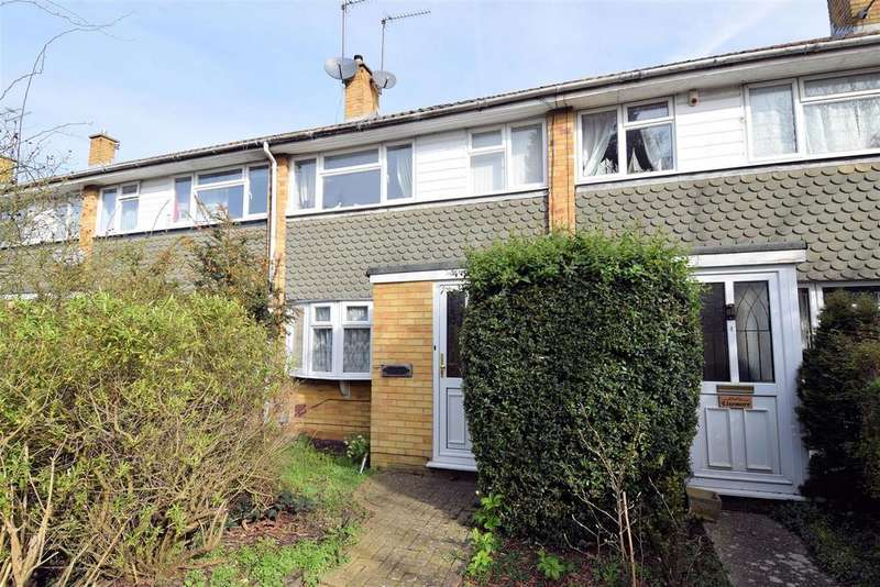3 Bedrooms Terraced House for sale in Woodbridge Road, Reading