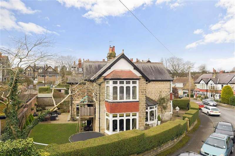 4 Bedrooms Detached House for sale in Wordsworth Crescent, Harrogate