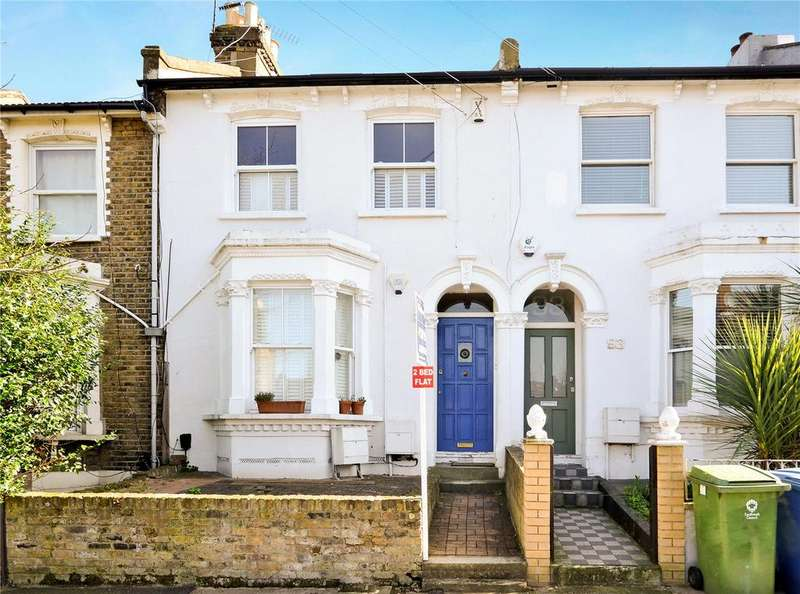 2 Bedrooms Flat for sale in Henslowe Road, East Dulwich, London, SE22
