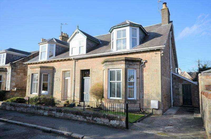 4 Bedrooms Semi-detached Villa House for sale in 1 Wattfield Road, Ayr, KA7 2SW