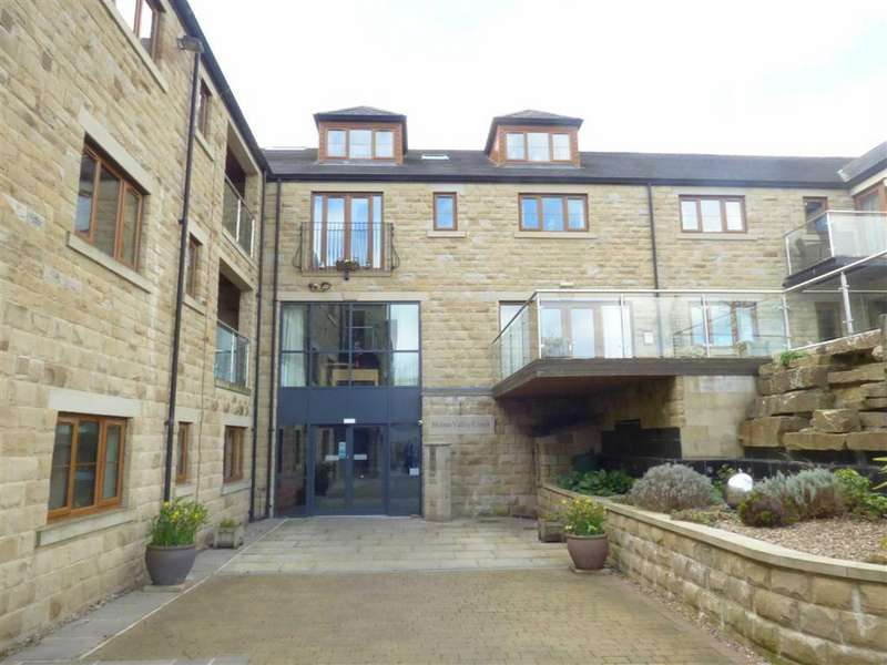 1 Bedroom Retirement Property for sale in Holme Valley Court, Thongsbridge, HOLMFIRTH, West Yorkshire, HD9