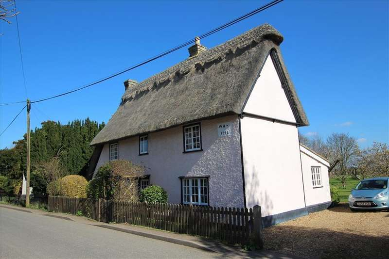 3 Bedrooms Cottage House for sale in High Street, GUILDEN MORDEN, SG8