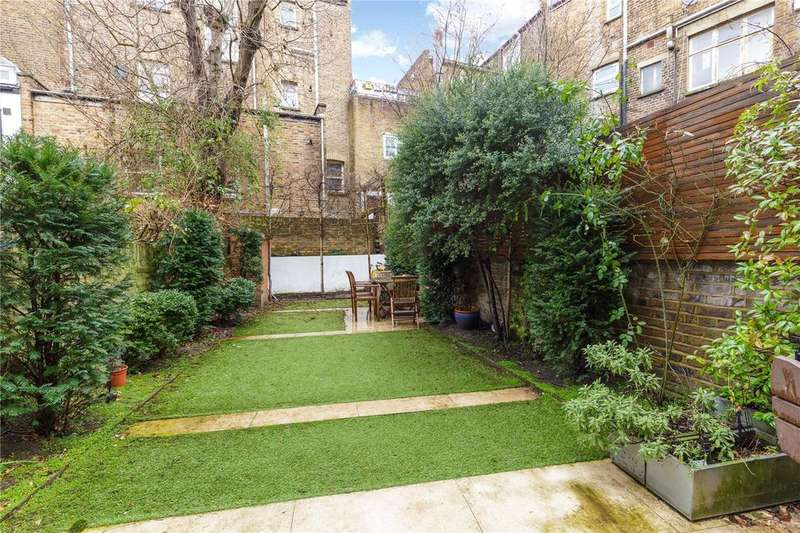 5 Bedrooms Terraced House for sale in Caithness Road, Brook Green, London, W14