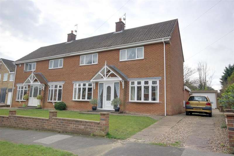 3 Bedrooms Semi Detached House for sale in Kerry Pit Way, Kirk Ella, Hull