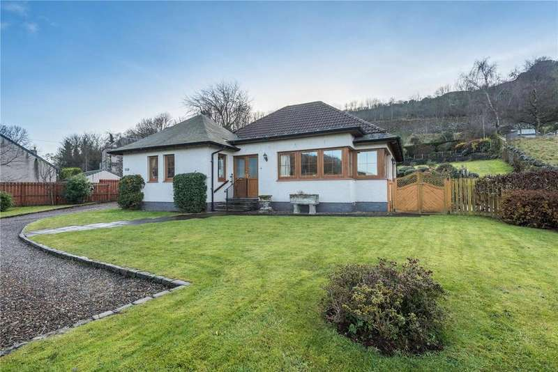 4 Bedrooms Detached House for sale in Hurst, Cupar Road, Newburgh, By Cupar, Fife, KY14