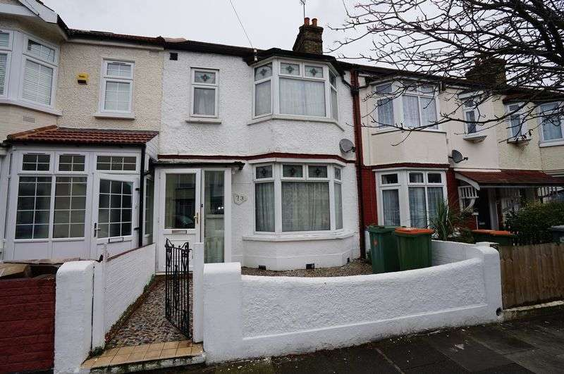 3 Bedrooms Terraced House for sale in 3 Bedroom House, Cotswold Gardens, London, E6