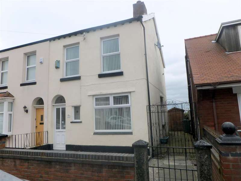 2 Bedrooms Semi Detached House for sale in New Road, Eccleston Lane Ends, Prescot