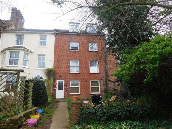 1 Bedroom Apartment Flat for sale in Longbrook St, Exeter