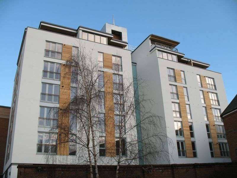 1 Bedroom Flat for sale in Castle Quay, Bedford