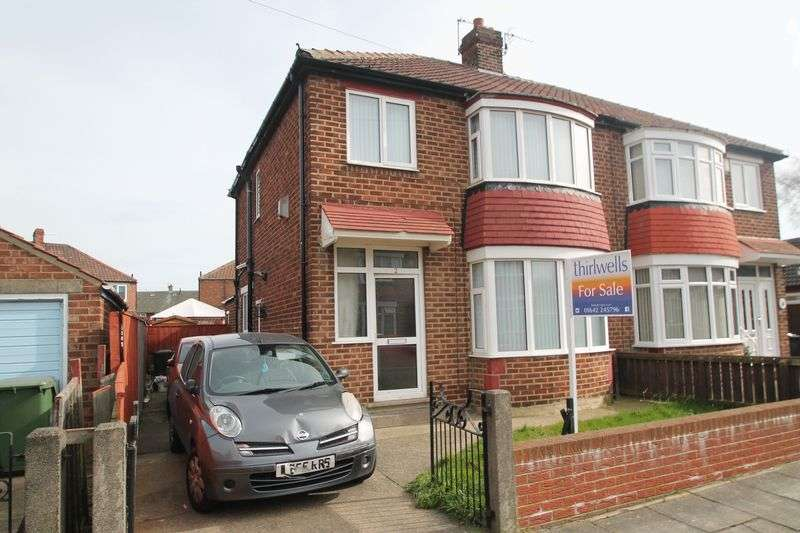 3 Bedrooms Semi Detached House for sale in Deva Close, Longlands