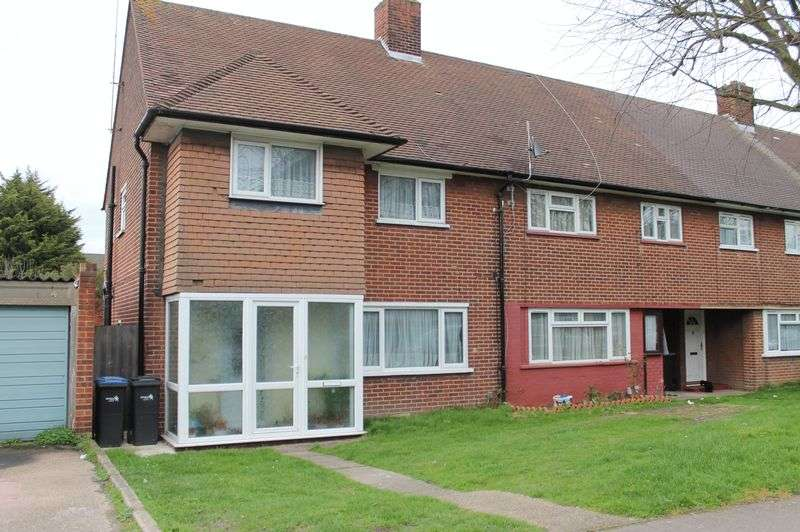 3 Bedrooms Terraced House for sale in Palmers Lane, Enfield
