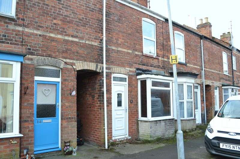 2 Bedrooms Terraced House for sale in Mowbray Street, Gainsborough