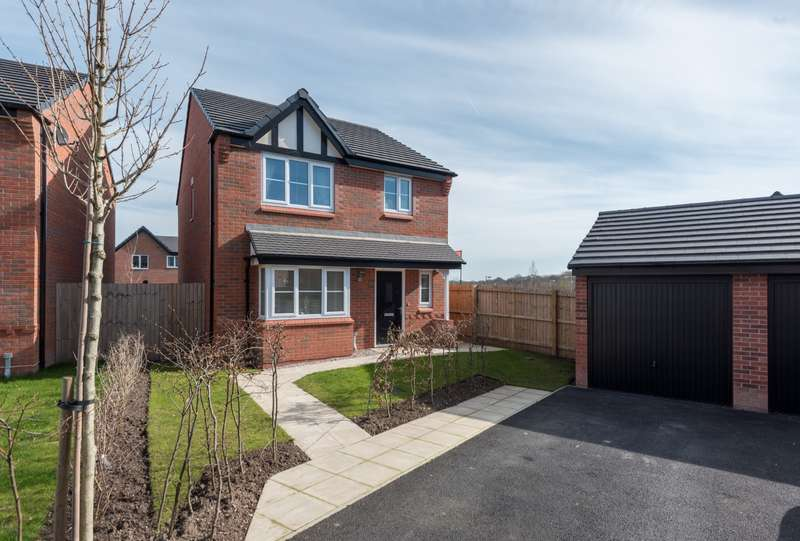 3 Bedrooms House for sale in 3 bedroom House Detached in Northwich