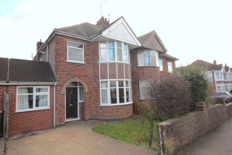 4 Bedrooms Semi Detached House for sale in Gretna Road, Green Lane, Coventry