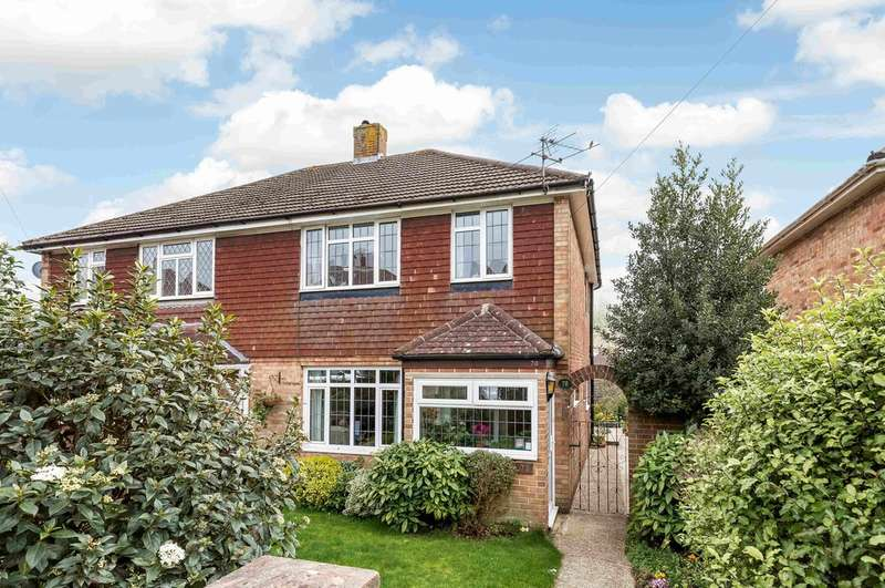 3 Bedrooms Semi Detached House for sale in Bedhampton, Hampshire
