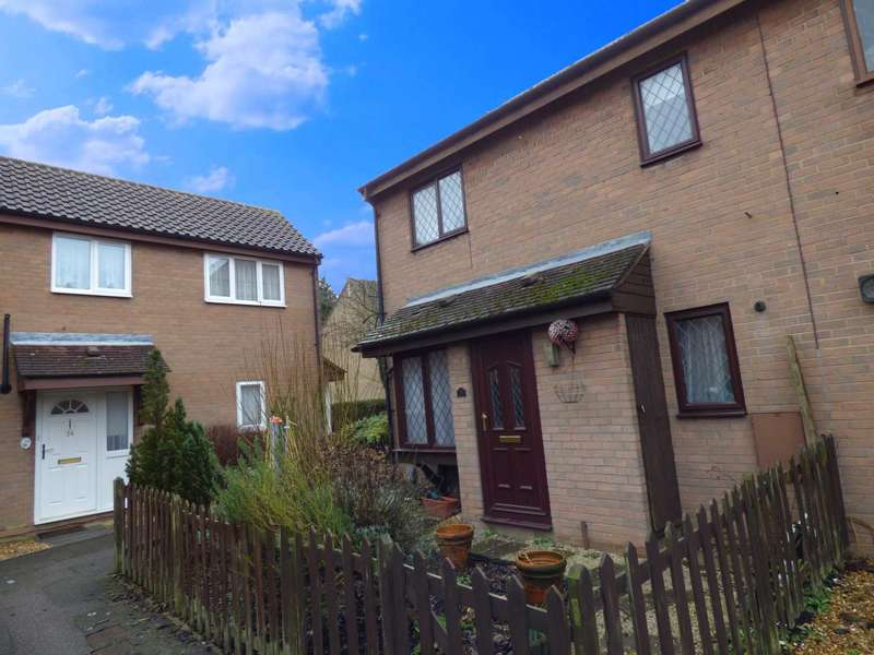 1 Bedroom Cluster House for sale in Copperfields, Luton