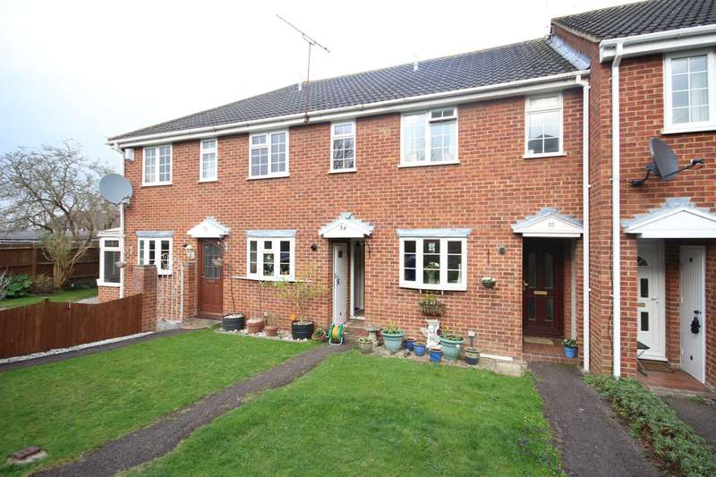 2 Bedrooms Terraced House for sale in Daventry Court, Priestwood