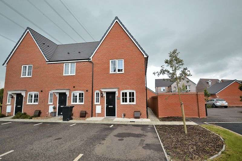 2 Bedrooms House for sale in Fortuna Mead, Leighton Buzzard