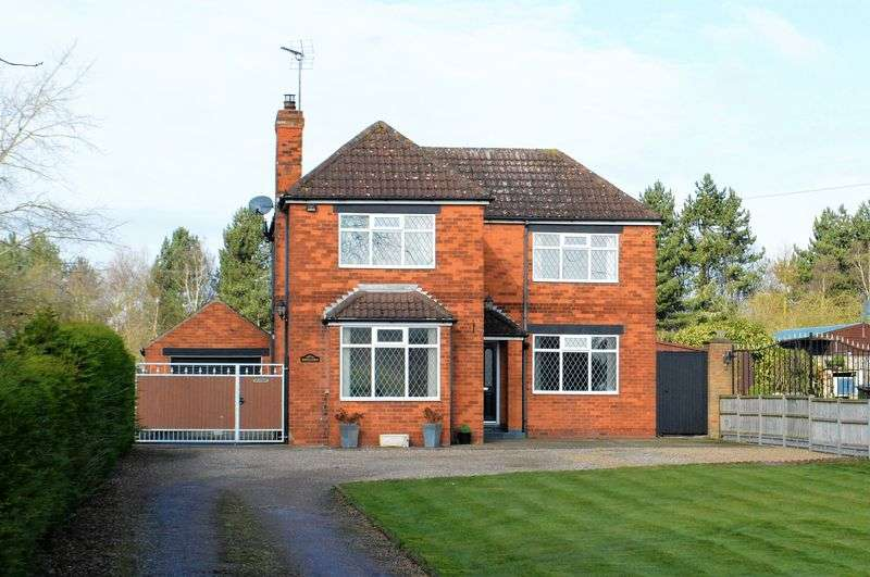 4 Bedrooms Detached House for sale in Barton Road, Wrawby
