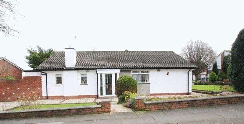 3 Bedrooms Detached Bungalow for sale in Gateacre Park Drive, Gateacre, Liverpool, L25