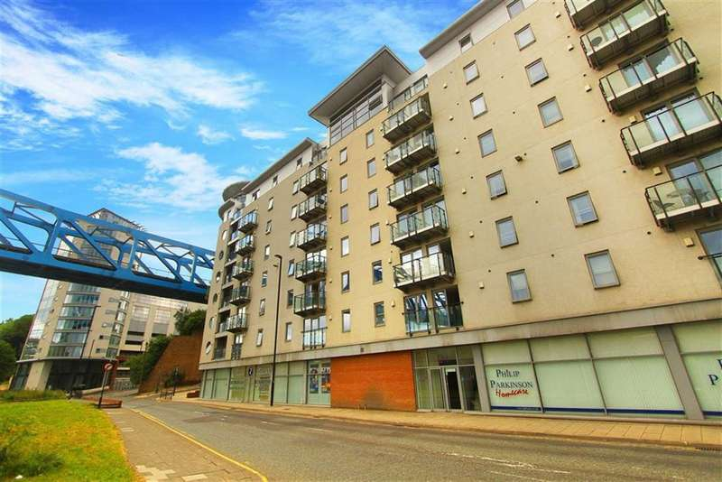 3 Bedrooms Flat for sale in Hanover Mill, Newcastle Upon Tyne