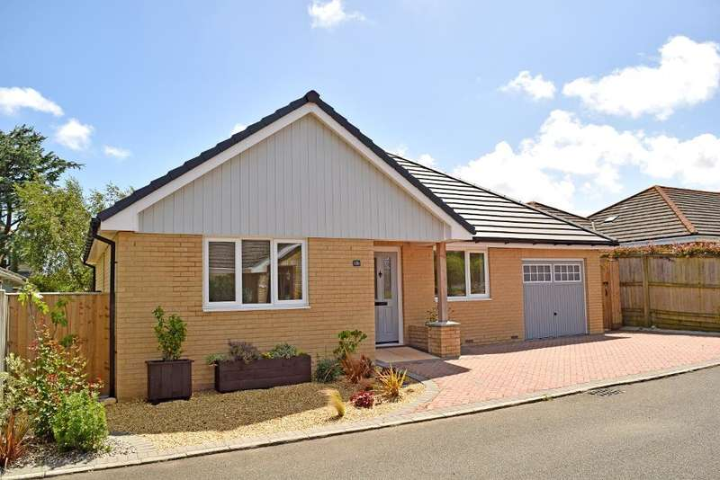 2 Bedrooms Detached Bungalow for sale in Sandpipers, Bembridge, Isle of Wight, PO35 5TY