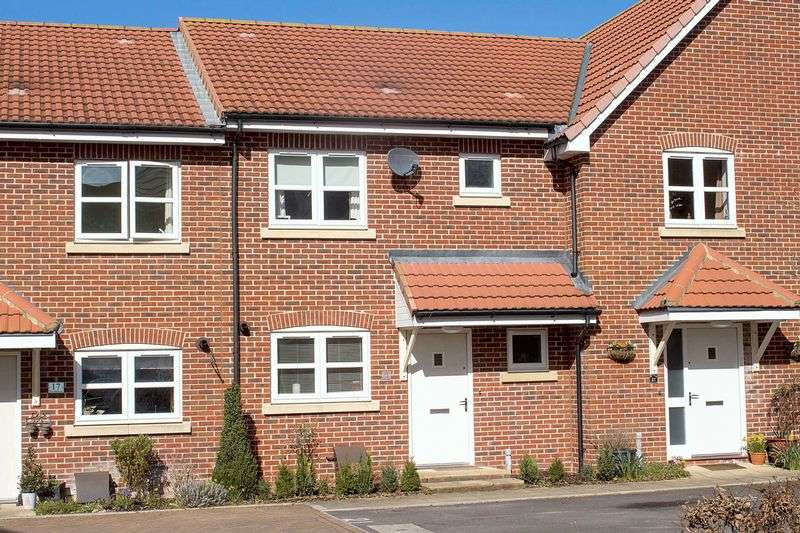 3 Bedrooms Terraced House for sale in Totton