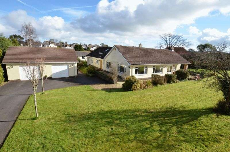 5 Bedrooms Detached Bungalow for sale in Stoke Gabriel