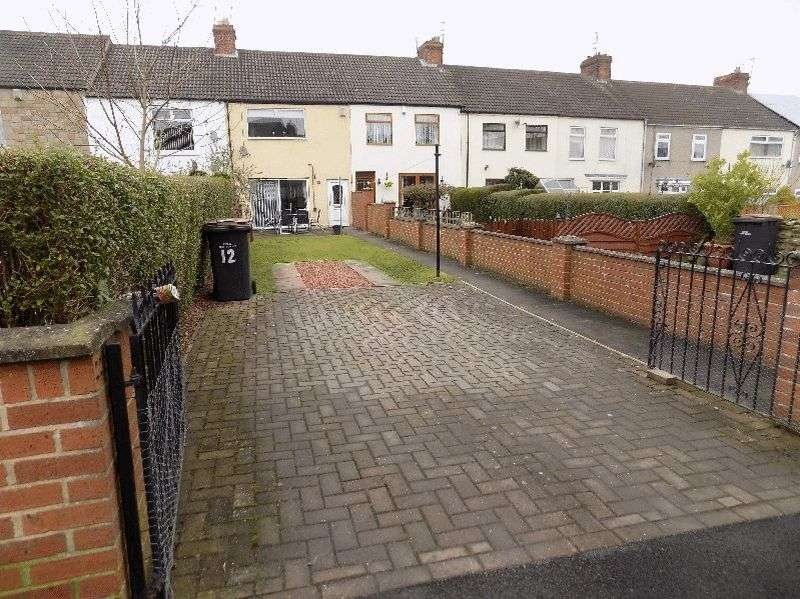 3 Bedrooms Property for sale in Waverley Terrace, Shildon