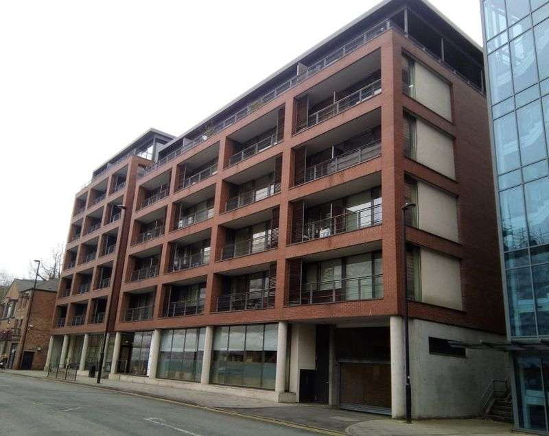 2 Bedrooms Flat for sale in Quayside Lofts, 62 Close, Newcastle Quayside