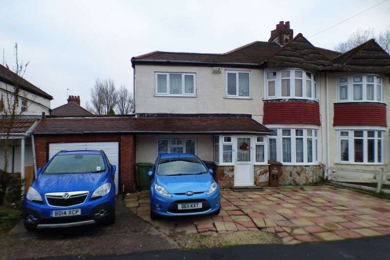 5 Bedrooms Semi Detached House for sale in Harrowby Place, Willenhall