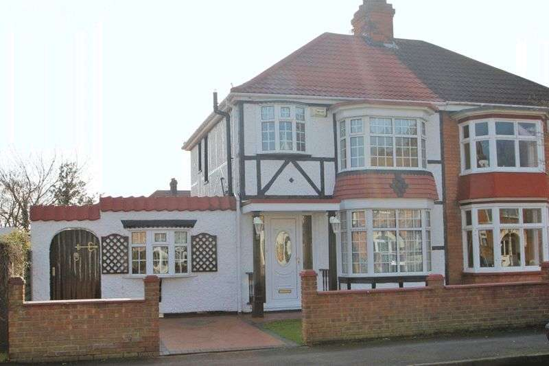 4 Bedrooms Semi Detached House for sale in LESTRANGE STREET, CLEETHORPES