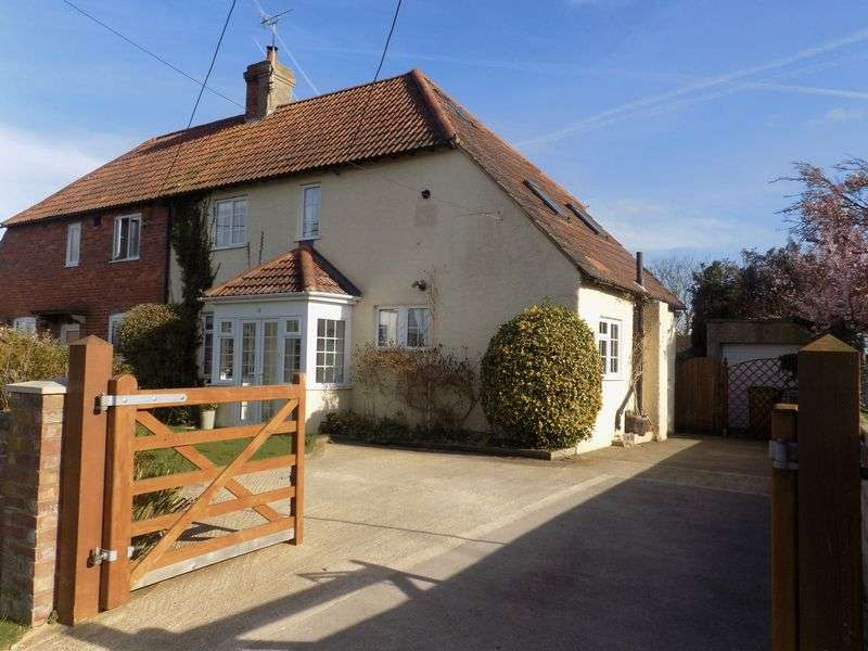 3 Bedrooms Semi Detached House for sale in Stone Lane, Swindon