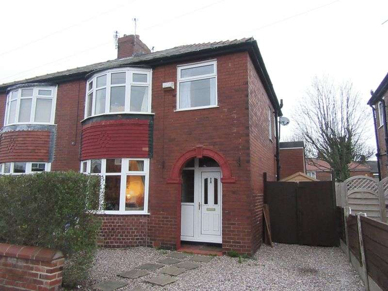 3 Bedrooms Semi Detached House for sale in Maple Avenue, Manchester
