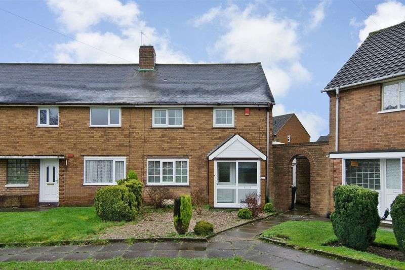 2 Bedrooms House for sale in Wolverhampton Road, Pelsall, Walsall
